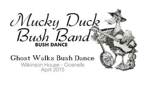 The Mucky Duck Bush Band Perth